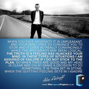 Alex Petroff quote pic 1