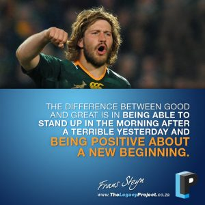 Francois Steyn quote pic 1