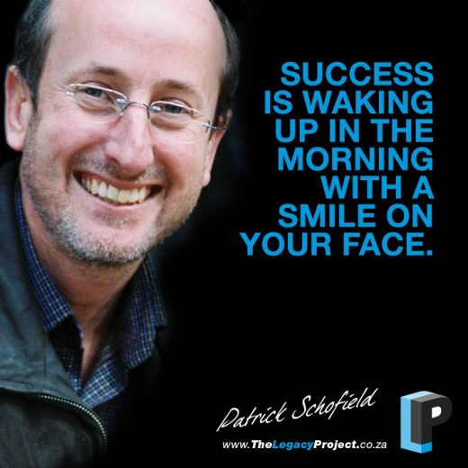 Patrick Schofield
