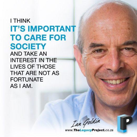 Prof. Ian Goldin