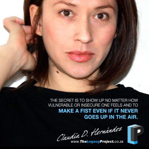 Claudia D. Hernández