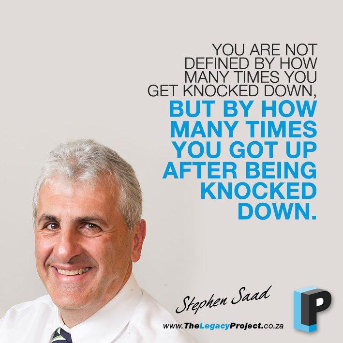 Stephen Saad