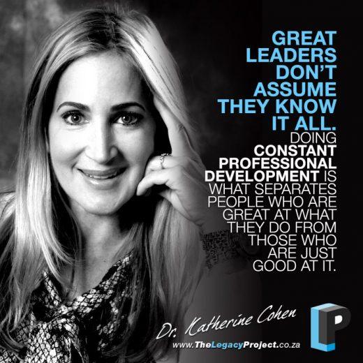 Dr Katherine Cohen