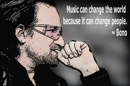 Quotes From Bono