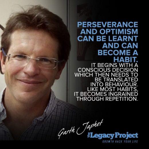 Dr. Garth Japhet