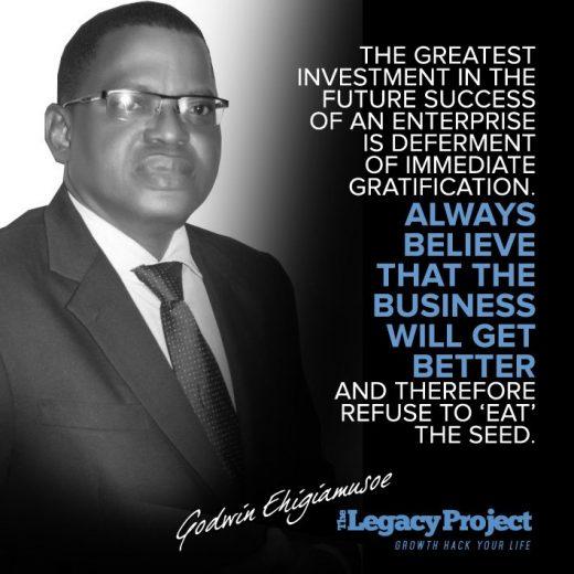 Dr.Godwin Ehigiamusoe