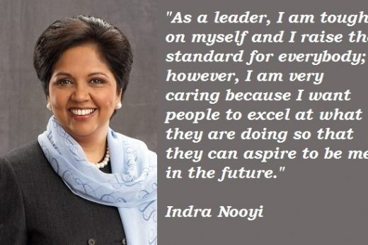 Quotes From Indra Nooyi