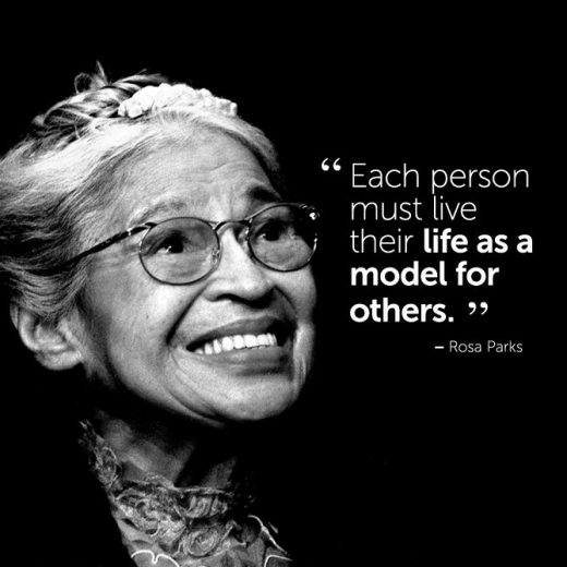 Quotes From Rosa Parks
