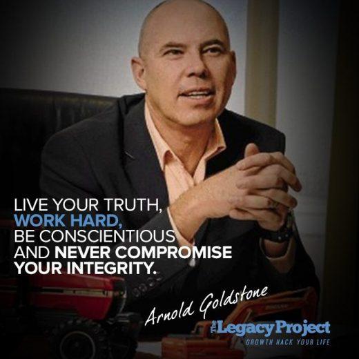 Arnold Goldstone