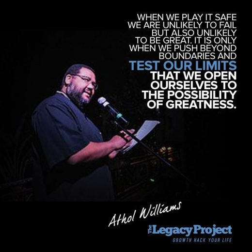 Athol Williams