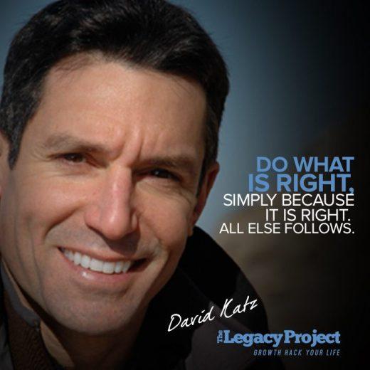 Dr David Katz