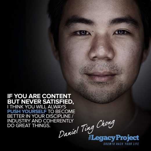 Daniel Ting Chong