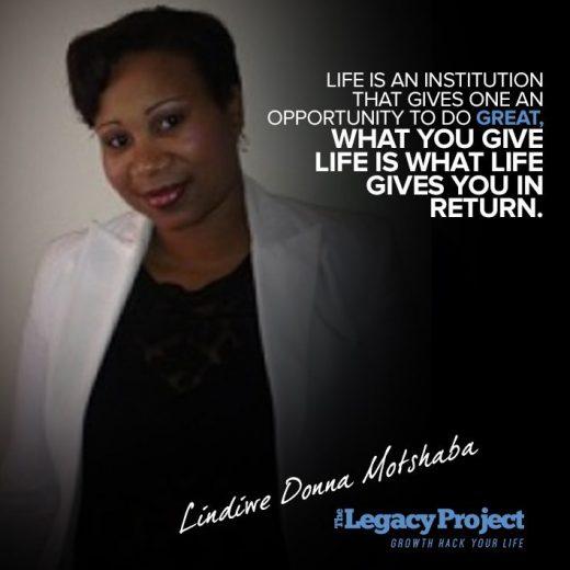 Lindiwe Donna Motshaba