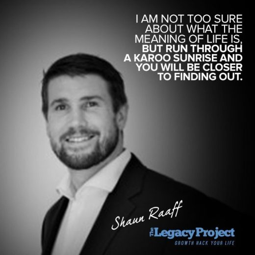 Shaun Raaff