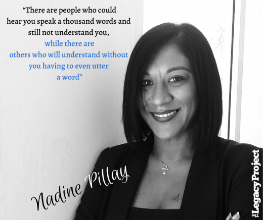 Nadine Pillay | Brand and Business Strategist